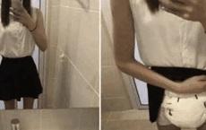 Kéo váy chụp hình vùng nhạy cảm rồi đăng tải lên internet, nữ sinh 19 tuổi khiến mọi người bàng hoàng với nguyên nhân của hành động này