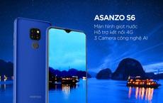 """Asanzo rao bán chiếc smartphone với giá """"chấn động"""""""