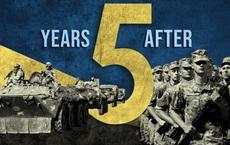 Đây là tất cả những gì còn lại của QĐ Ukraine sau 5 năm chọc giận Gấu Nga: Sụp đổ?