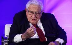 """Kissinger cảnh báo """"kết cục thảm họa tệ hơn thế chiến"""" nếu Mỹ-TQ không hóa giải bất đồng"""