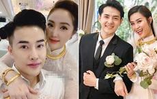 Điểm trùng hợp hài hước khi Đông Nhi, Bảo Thy tổ chức đám cưới với ông xã giàu có