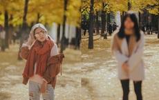 """Chưa kịp vui vì bạn thân dẫn đi du lịch nước ngoài, cô gái """"tím mặt"""" khi nhận về loạt ảnh bạn chụp"""