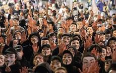 """""""Nóng mặt"""" vì Lệnh cấm mặt nạ bị tòa Hồng Kông bác bỏ, Quốc hội Trung Quốc sẽ can thiệp bằng quyền lực đặc biệt?"""
