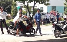 [Nóng] Hơn 100 học viên cai nghiện ma túy trốn trại, chặn đường, cướp xe của người dân