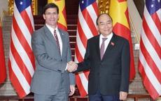 Hoa Kỳ ủng hộ lập trường của Việt Nam và ASEAN trong vấn đề Biển Đông