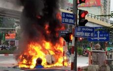 Nữ tài xế lái Mercedes gây tai nạn kinh hoàng ở Hà Nội 'không làm chủ được tốc độ'