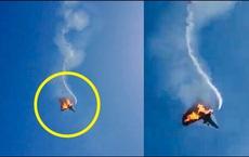 """""""Ác điểu"""" MQ-9 """"Made in USA"""" tối tân của Italia bị bắn hạ ở Lybia?"""