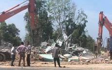 Phú Quốc cưỡng chế tháo dỡ công trình không phép, thu hồi gần 2.000 m2 đất