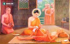 """Nhất quyết làm sư, 6 tháng sau """"gặp chuyện"""": Đức Phật hỏi 3 câu khiến người đàn ông vỡ lẽ"""