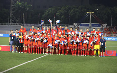 """Vingroup tặng phần thưởng """"khủng"""" cho đội tuyển bóng đá nữ Việt Nam"""