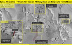 """CẬP NHẬT: Phát hiện hầm chứa tên lửa """"khổng lồ"""" của Iran tại Syria - QĐ Nga làm điều chưa từng có ở Raqqa"""