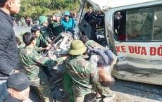 Vụ xe chở đoàn người khuyết tật đâm vào vách núi: Thêm một nạn nhân tử vong