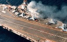 """Nga nâng cấp tàu sân bay Đô đốc Kuznetzov: """"Chữa lợn lành thành lợn què"""", thật tai hại?"""
