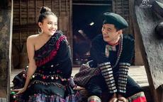 """Trung Ruồi khoe bộ ảnh cưới """"chụp vội"""" cùng bà xã xinh như hot girl"""