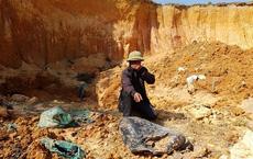 Giao công an điều tra, làm rõ vụ chôn trộm chất thải nguy hại ở Sóc Sơn