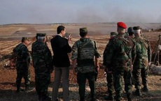 CẬP NHẬT: Thân nhân TT Assad bị giết hại dã man, 450 tên khủng bố cơ động phản công QĐ Syria?