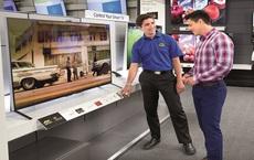Kích cỡ TV nên mua to đến mức nào là đủ?