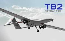"""UAV tấn công """"khủng"""" của Thổ Nhĩ Kỳ bị vũ khí thô sơ bắn hạ ở Syria?"""