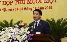 """Chủ tịch Hà Nội: Giám đốc Sở Tài chính """"rất sai lầm"""" nói dân gánh lãi vay nước sạch sông Đuống"""