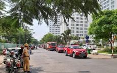 TP.HCM: Chung cư Hoàng Anh Goldhouse bốc cháy, nhiều người hoảng sợ tháo chạy tán loạn