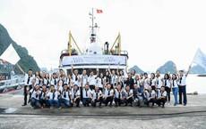 Hành trình Từ Trái Tim: Trao gửi khát vọng khởi nghiệp kiến quốc đến vùng biển đảo