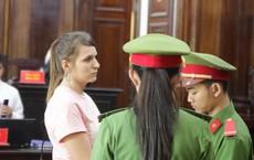 Cô gái Nga cầm đầu đường dây mại dâm cao cấp ở Sài Gòn lãnh 3 năm tù
