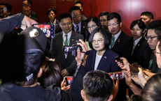 """Nhận được """"biệt đãi"""" của Washington, sẵn sàng thách thức TQ trên đất Mỹ, bà Thái Anh Văn sẽ đi bước lớn hơn?"""