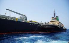 Iran tuyên bố bắt giữ tàu nước ngoài chở lậu 1 triệu thùng dầu ở vịnh Ba Tư