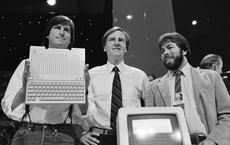 Tại sao Steve Jobs lại giàu có hơn rất nhiều so với những người đồng sáng lập Apple?