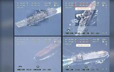 CẬP NHẬT: Iran tuyên bố bắt giữ tàu chở dầu của Anh trên Eo biển Hormuz