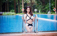 """""""Bạn gái tin đồn"""" của cầu thủ Phan Văn Đức bị chỉ trích khi tham gia gameshow"""
