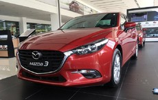 Chạy đua giảm giá trước tháng Ngâu: Mazda 3 ưu đãi 70 triệu đồng
