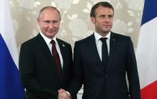 Loạt điểm nóng Iran, Ukraine và Syria vào tầm ngắm Nga - Pháp