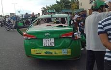 Hành khách đi xe taxi Mai Linh tử nạn sau cú va chạm với xe tải
