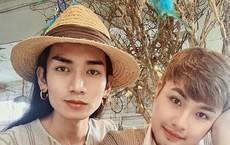 BB Trần và người yêu đồng giới diện đồ đôi, công khai tình cảm trước gia đình