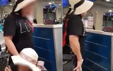 Công an Đống Đa xác nhận nữ hành khách chửi thậm tệ nhân viên hàng không là cán bộ đội CSGT