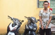 Gã thanh niên chuyên lợi dụng đám cưới, đám ma để trộm xe máy