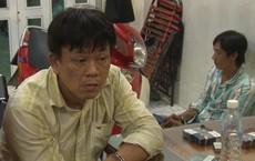 Người đàn ông bị bắt khi đang sử dụng ma túy tàng trữ khẩu súng K54 và 107 viên đạn