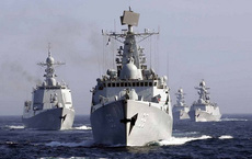 """Hứng loạt công hàm của Manila, tàu chiến Trung Quốc """"sạch bóng"""" khỏi vùng biển Philippines"""