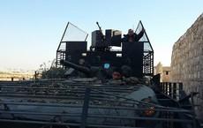 Quá chán thiết kế xe chiến đấu bộ binh BMP-1 Nga, Syria tự cải tiến theo cách không ngờ