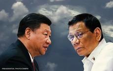 """Ông Duterte bị cấp dưới lên án về Biển Đông, Phủ Tổng thống phản pháo cực gắt: """"Có điên mới từ chối"""" đầu tư TQ"""