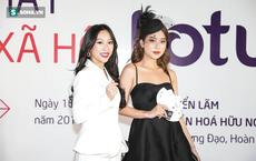 Sự kiện ra mắt MXH Lotus: Thảm đỏ chật kín các 'hot face'