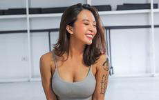 HLV fitness xinh đẹp Hana Giang Anh: 'Mình muốn làm ngay và mạnh các nội dung về tình dục học trên Lotus'
