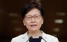 Bà Carrie Lam tuyên bố đối thoại mở vào tuần tới sau 3 tháng người Hong Kong biểu tình