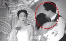 Xuất hiện tại đám cưới người yêu cũ, cô gái lên sân khấu ôm hôn chú rể bỏ mặc cô dâu bên cạnh