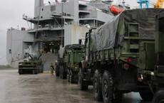 Mỹ tập trận huy động sức mạnh hậu cần quân sự lớn nhất trong nhiều thập kỷ