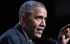 """Chia sẻ bí quyết tại sự kiện lớn, ông Obama gửi lời """"mỉa mai"""" thâm thúy tới đích danh tổng thống Trump"""