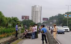 Cô gái bị đâm dao liên tiếp khi đang đi xe máy trên cầu Bãi Cháy đã tử vong