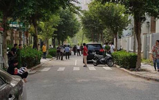 Hà Nội: Phát hiện nam bảo vệ tử vong bất thường, nằm gục cạnh vũng máu