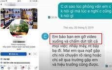 Lan truyền đoạn tin nhắn được cho là chủ shop giày đánh túi bụi nữ sinh đến đòi lương